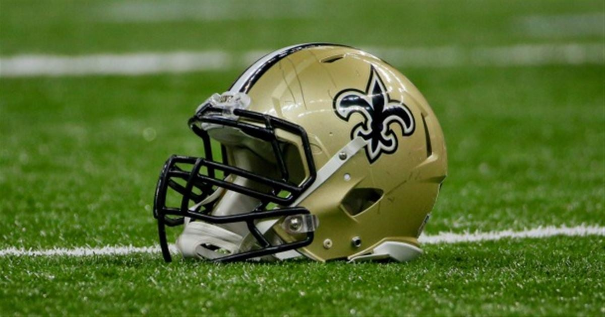 NFL Jerseys - Report: New Orleans Saints waive defensive lineman Phillip Hunt