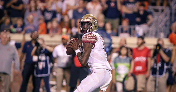 QB James Blackman's late-game misses only tell part of the story