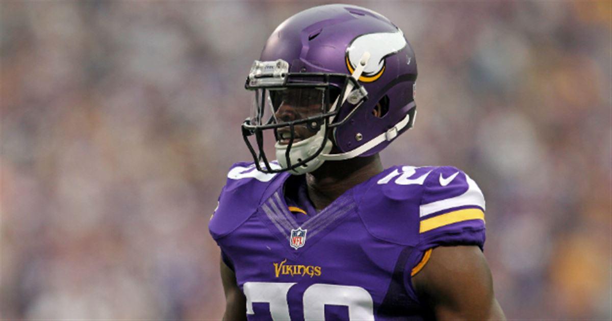 Minnesota Vikings Xavier Rhodes LIMITED Jerseys