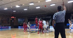 Panthers Roll Past NJIT 74-53 in Cancun Challenge
