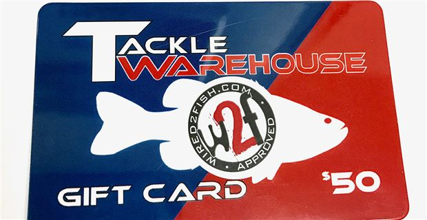 Tackle Warehouse Christmas Gift Card Winners