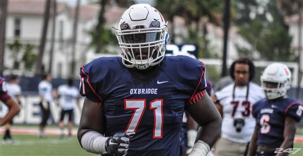 Breaking: '19 DT Brown Commits to Miami