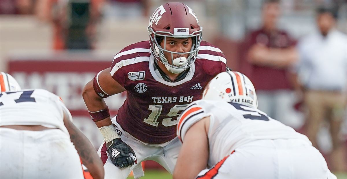 2019 A&M season review: Linebackers improve down the stretch