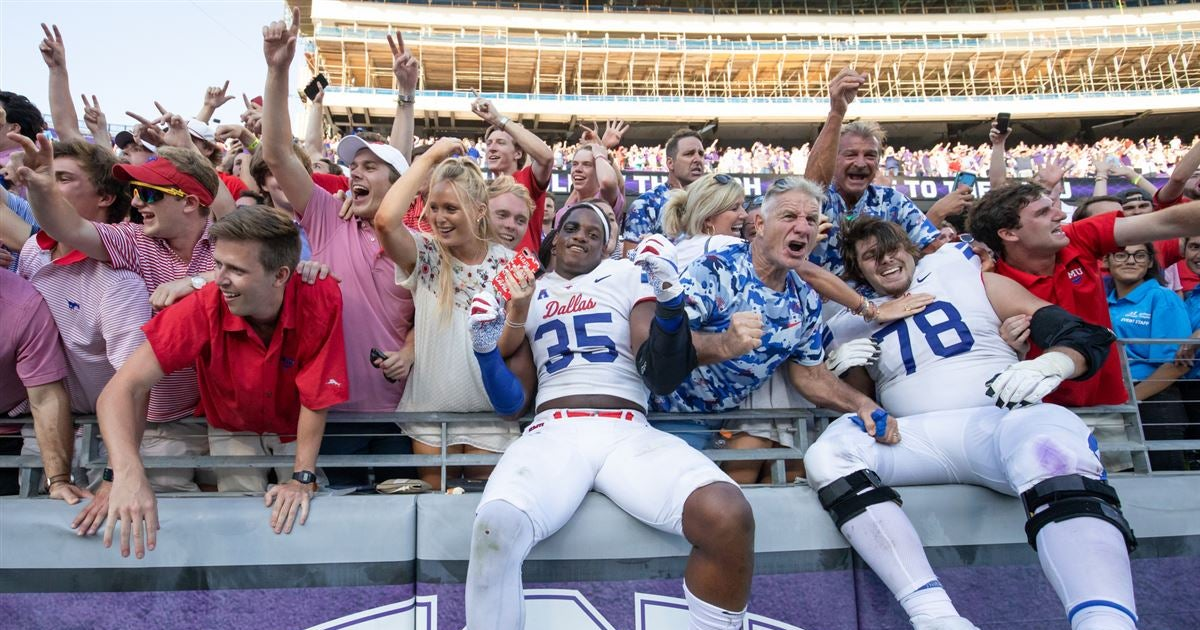 WATCH: SMU's win over TCU to take back the Iron Skillet