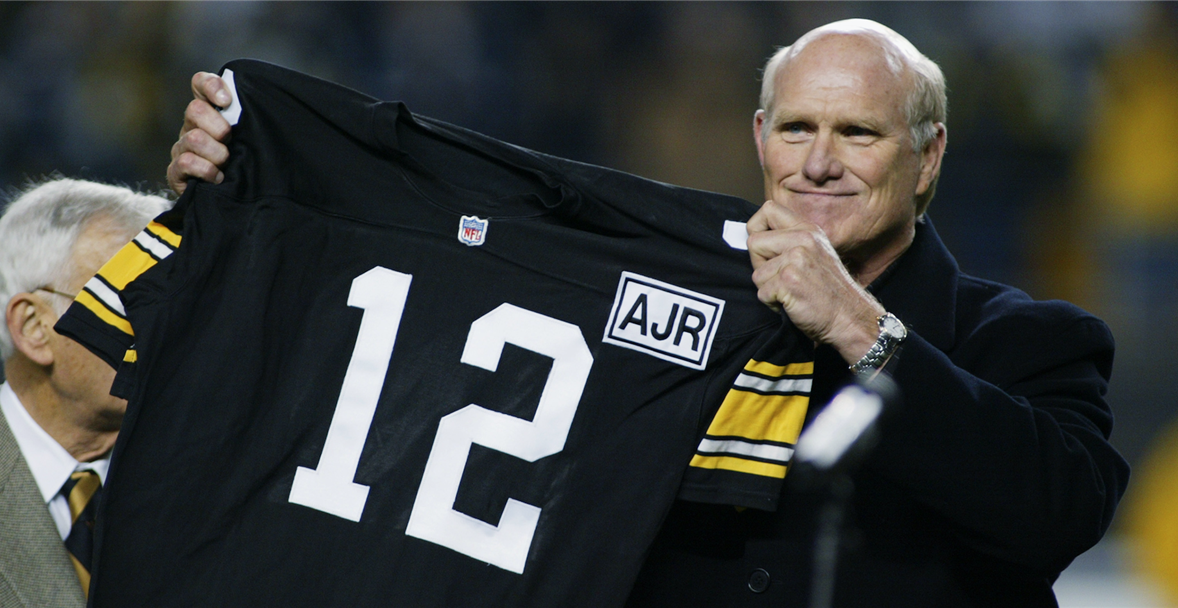 Wholesale The Pittsburgh Steelers list of unofficially retired numbers  for sale