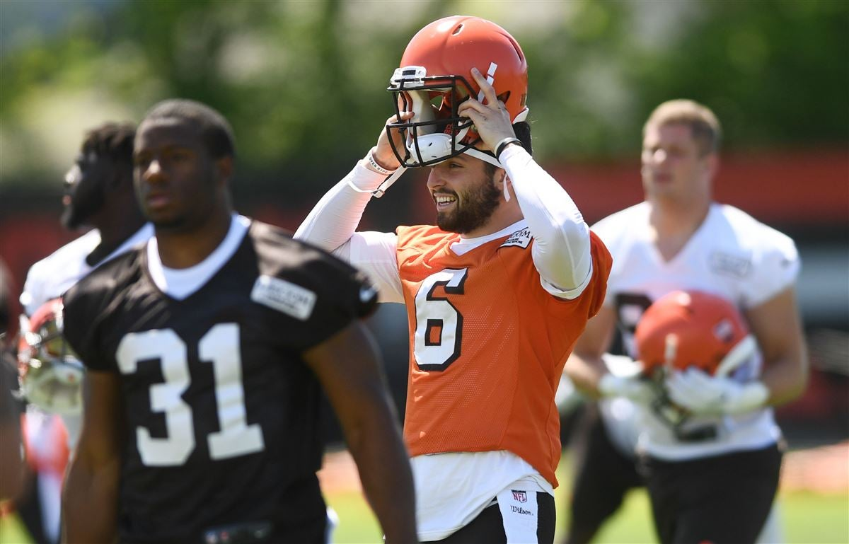 Highlights from Week Two of Browns' OTAs
