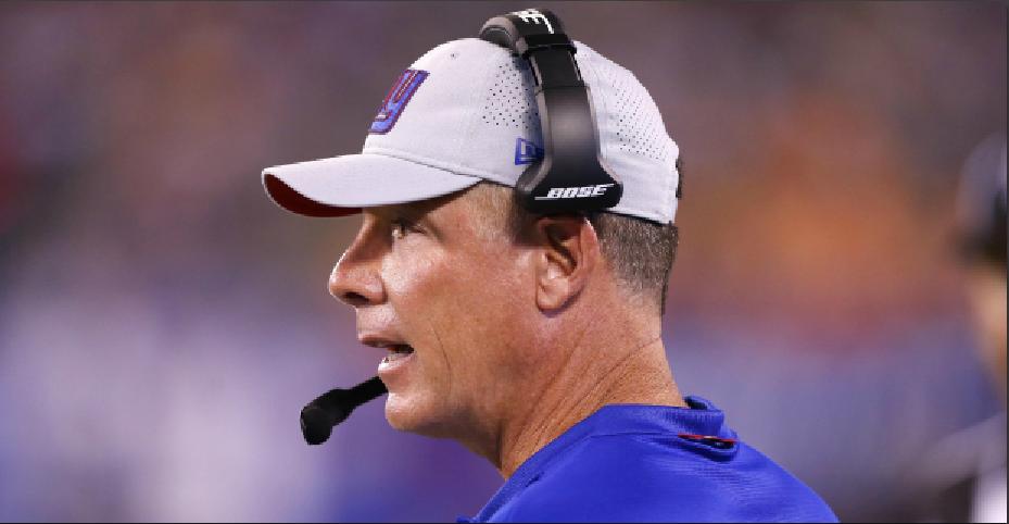Watch Pat Shurmur break down the locker room after Giants win