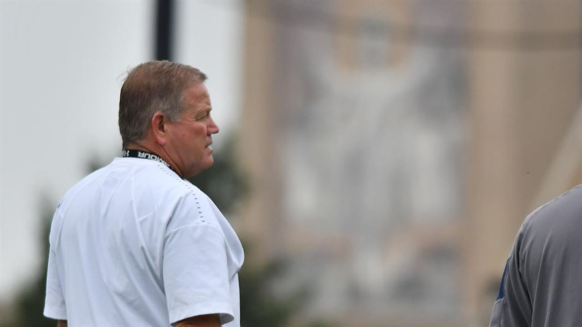 Brian Kelly: Demanding Not Demeaning Serves As Guideline