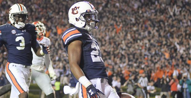 Spring Forward: Previewing Auburn's receivers