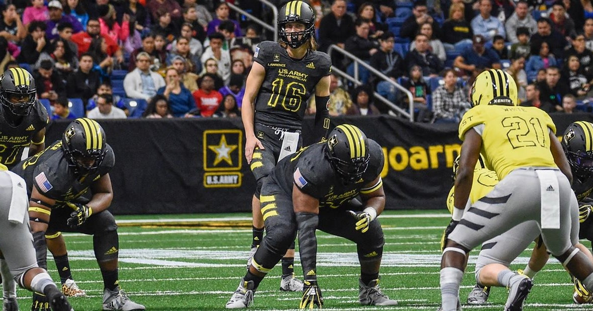Lingering thoughts from Army Bowl  On Trevor Lawrence 4668e991c