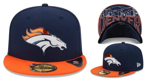 broncos draft cap