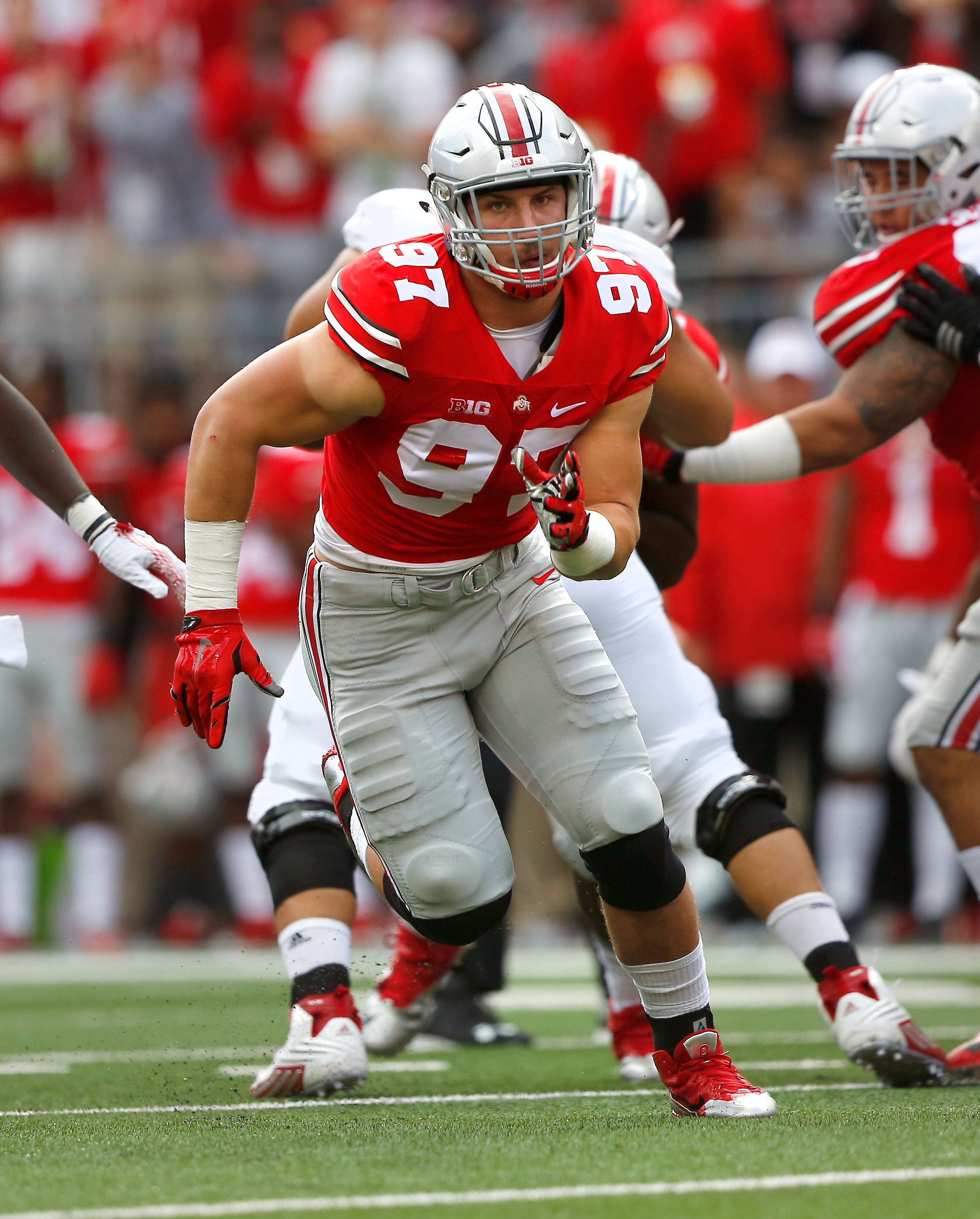 OBR Scouting Report Joey Bosa