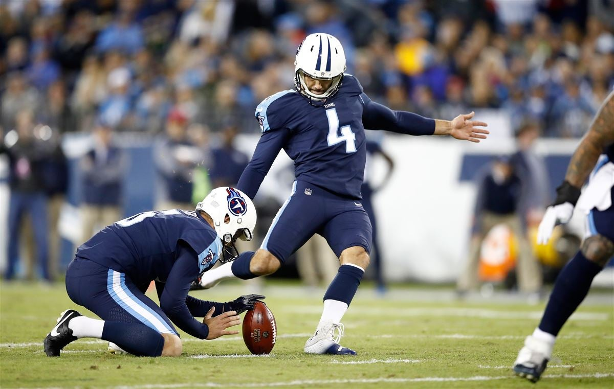 Ryan Succop named AFC special teams player of the week 28c52d4f0