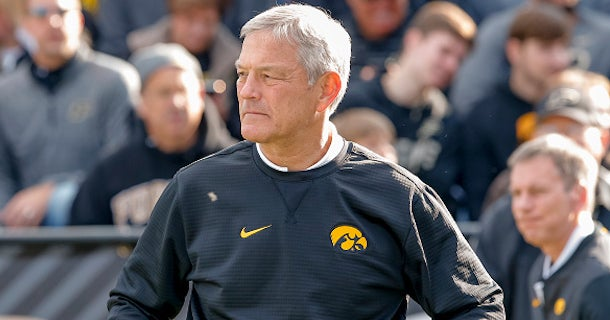 Kirk Ferentz details Iowa's steps moving forward after review