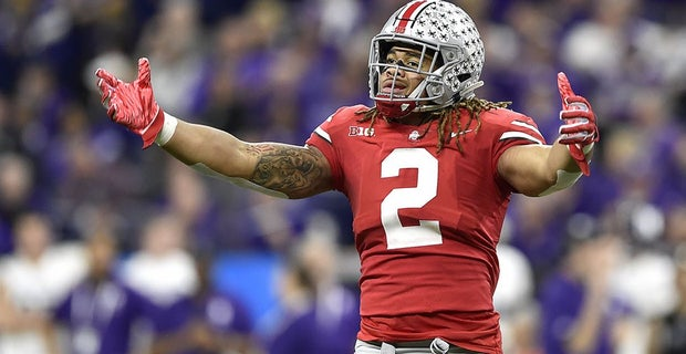 CBS Sports predicts 2020 NFL homes for current college stars