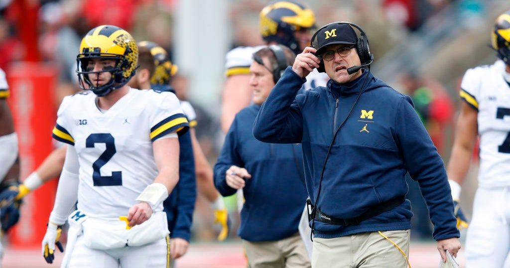 Michigan eager to make 'statement' in trip to Wisconsin