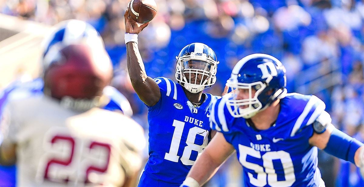 Duke Football Position By Position Breakdown