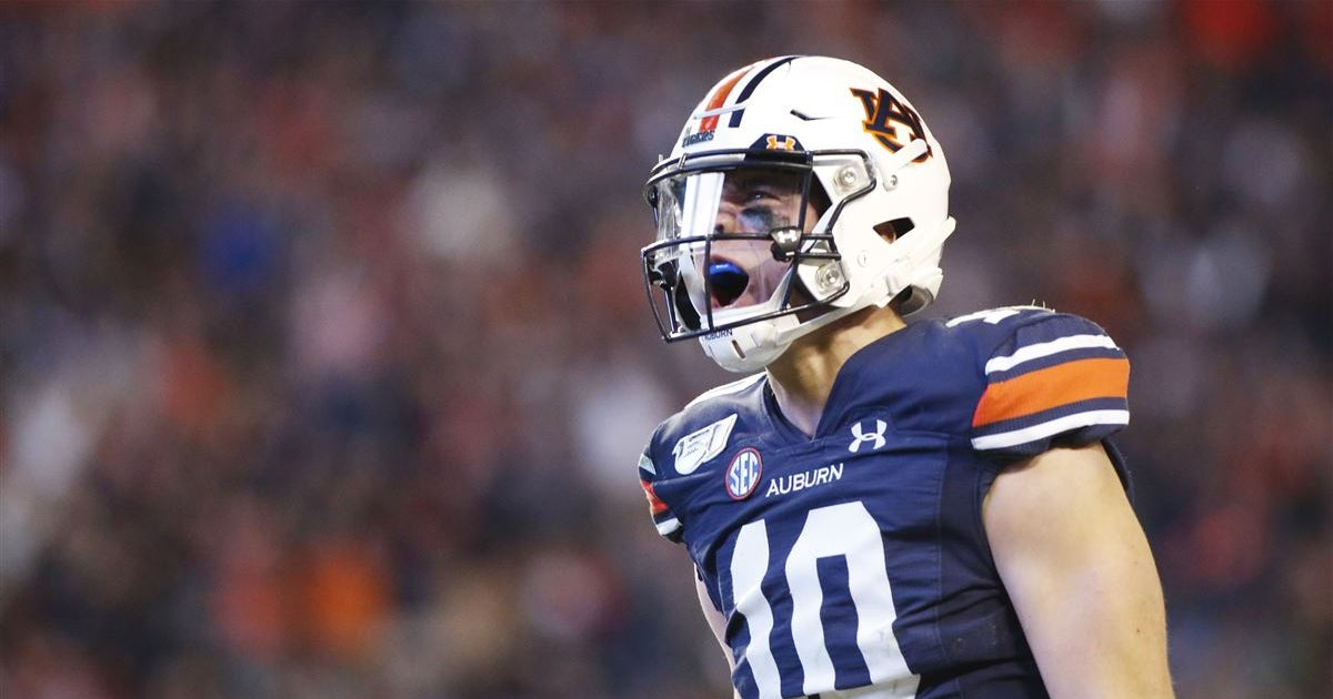 Betting lines set for Auburn's biggest games of 2020