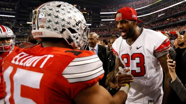 5dc496ff08a1 Report  Ohio State to wear throwback uniforms vs. Michigan