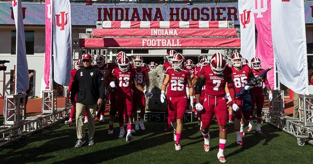 Indiana Hoosiers College Basketball, College Football and Recruiting on 247Sports - cover