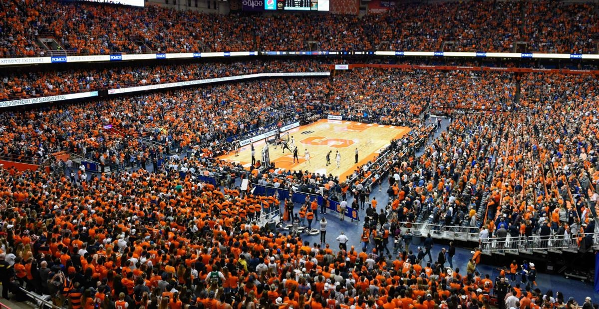 Syracuse Basketball Offers 2019 Center