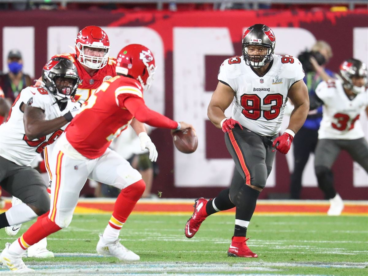 Ndamukong Suh says he wants to return to Tampa Bay Buccaneers in 2021