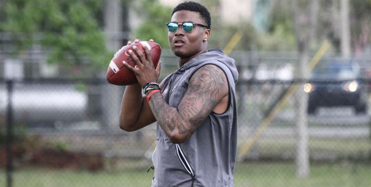 Dwayne Haskins' trainer goes in depth on Ohio State quarterback