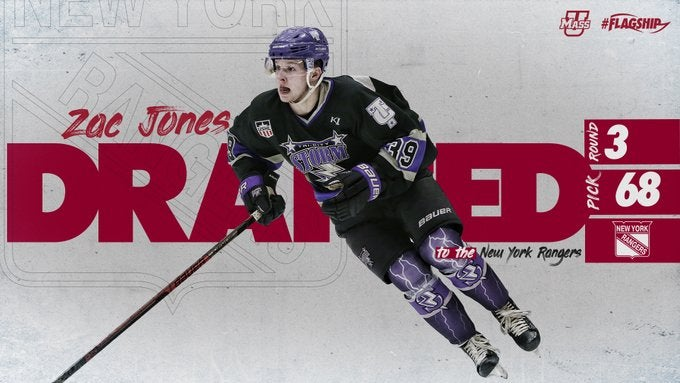 UMass News & Notes: Three NHL draftees, more MAC football games