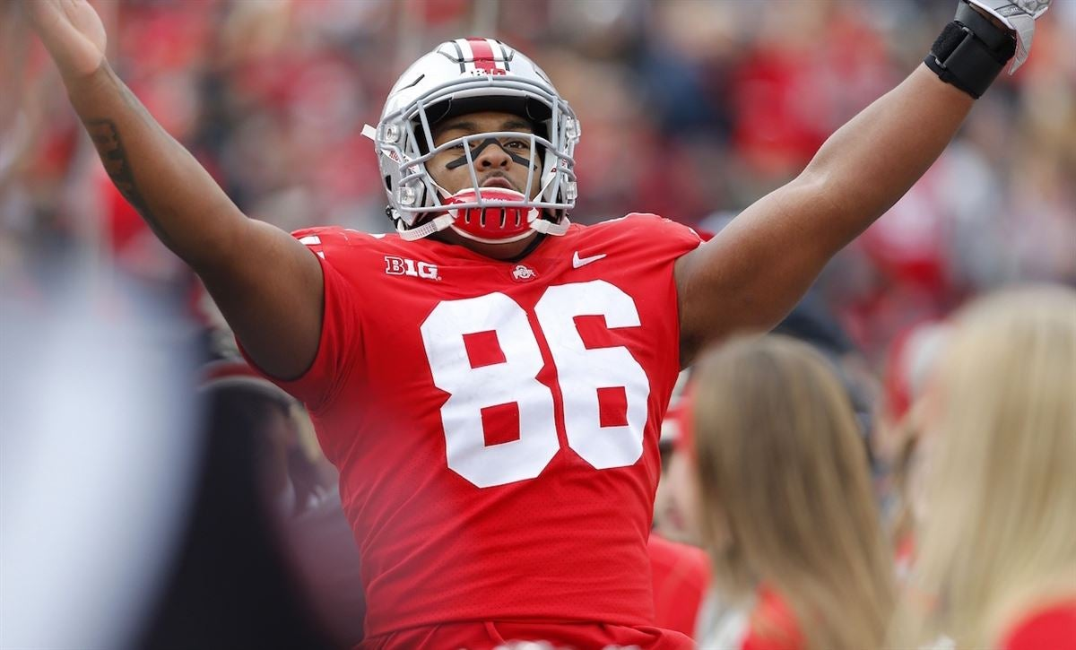 Dre'Mont Jones: 'I'm very excited to be on the field more'