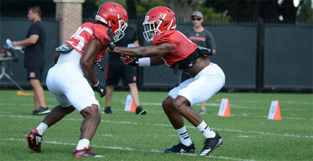 Rutgers Football: Video Highlights from Tuesday Practice