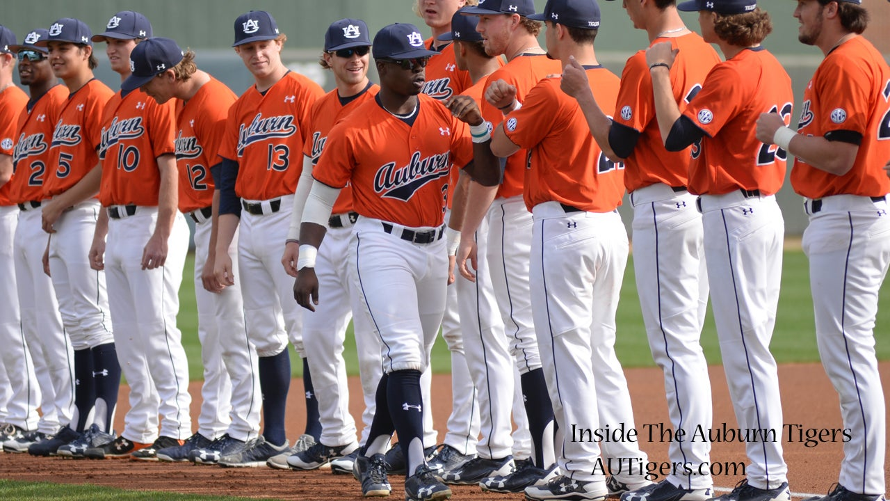 Auburn Baseball 2017 Opening Day Photo Gallery 74924675