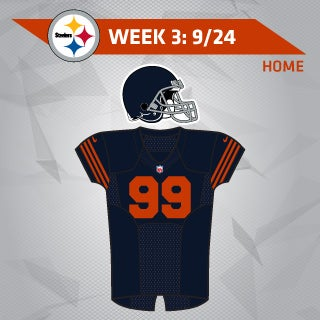 720379d328b Bears to wear Monsters of the Midway uniforms in Week 3
