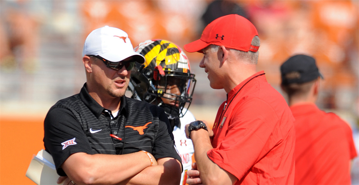 With Maryland scandal, is Texas' season opener an automatic win?