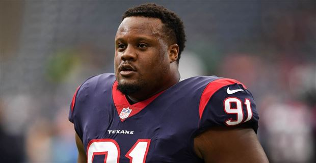 Carlos Watkins Working for More Time with the Texans