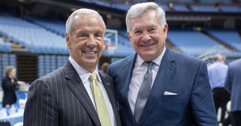 Roy Williams Enjoying Mack Brown's Enthusiastic Return to UNC