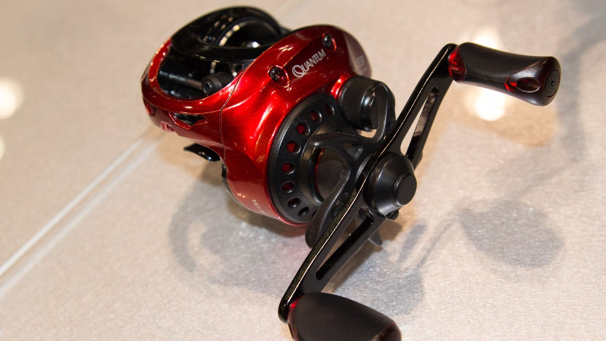 New Fishing Reels For 2016 Icast