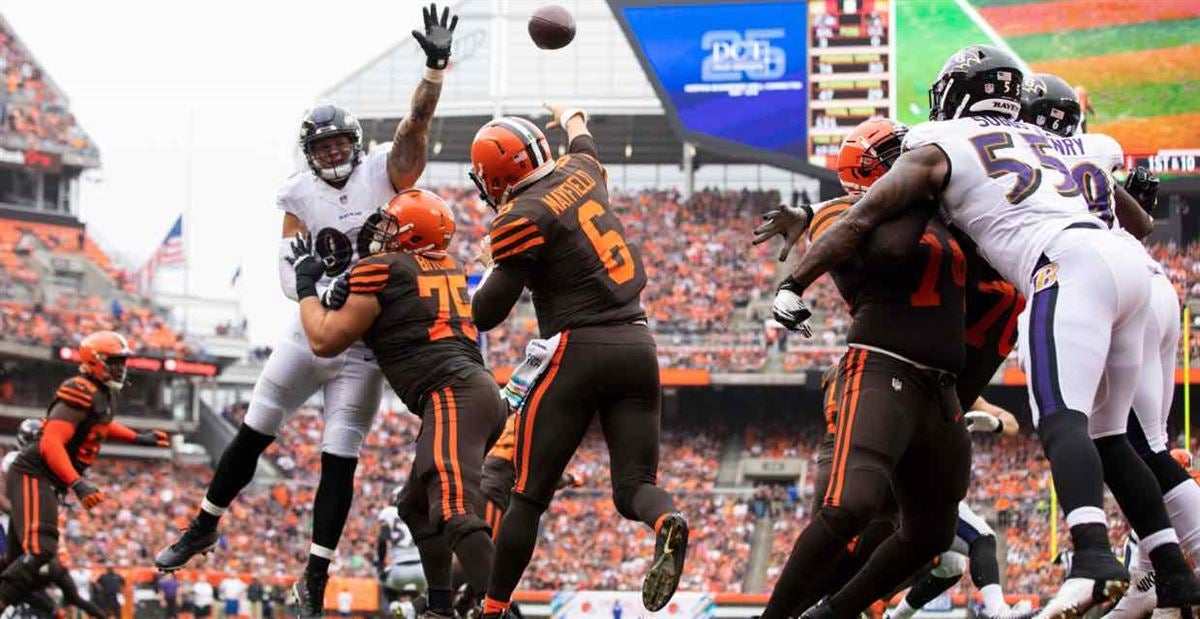 ca13bbd476fe Every Baker Mayfield touchdown pass from 2018