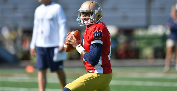 Notre Dame Notebook: Personnel Points