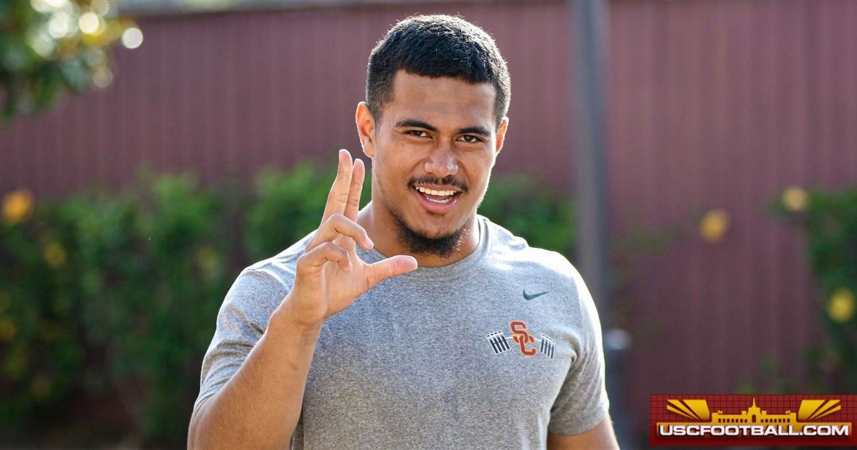 USC Spring Camp's Most Anticipated No. 17: Jordan Iosefa