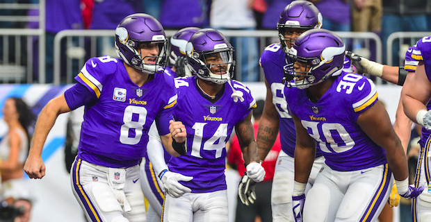 Projecting The Minnesota Vikings Post Nfl Draft Offensive Lineup