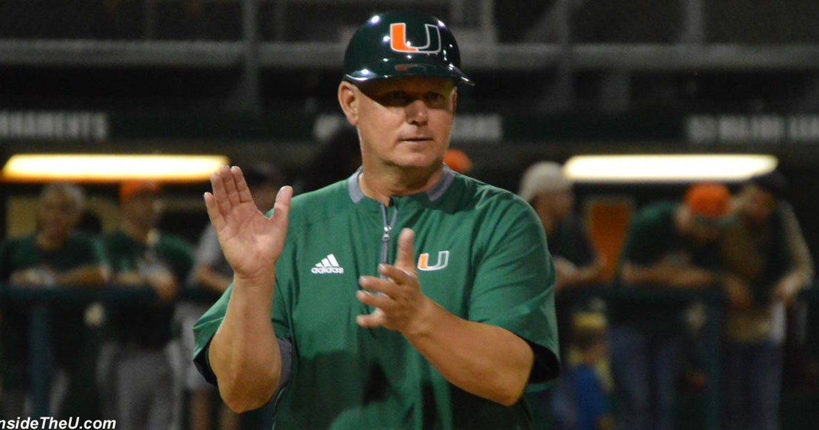 Miami baseball could have two first round picks next week