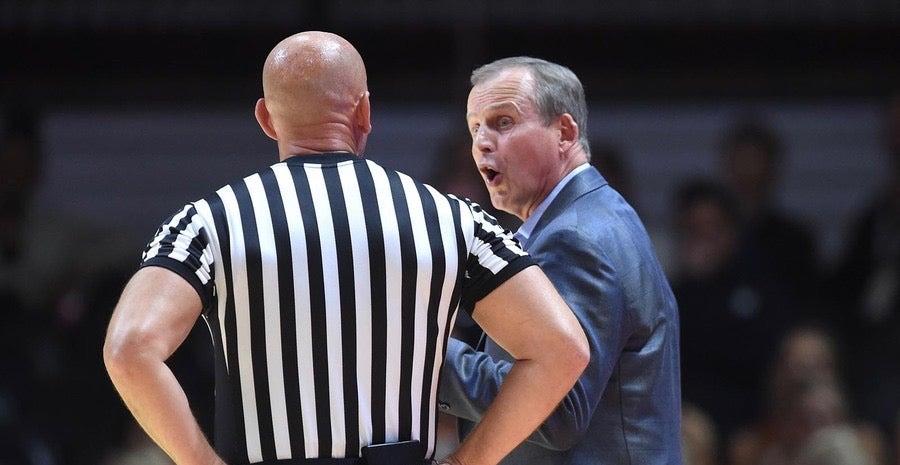 Rick Barnes on facing a team coached by South Carolina's Frank Martin.