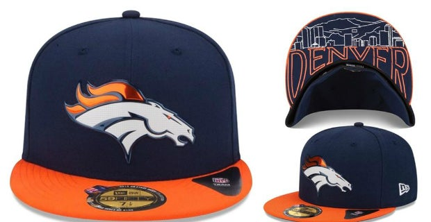 Take a look at the Broncos 2015 NFL Draft hats 0950ccff6