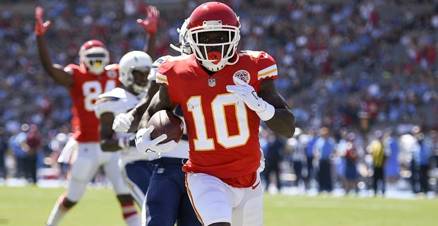 Kansas City Chiefs release second unofficial depth chart