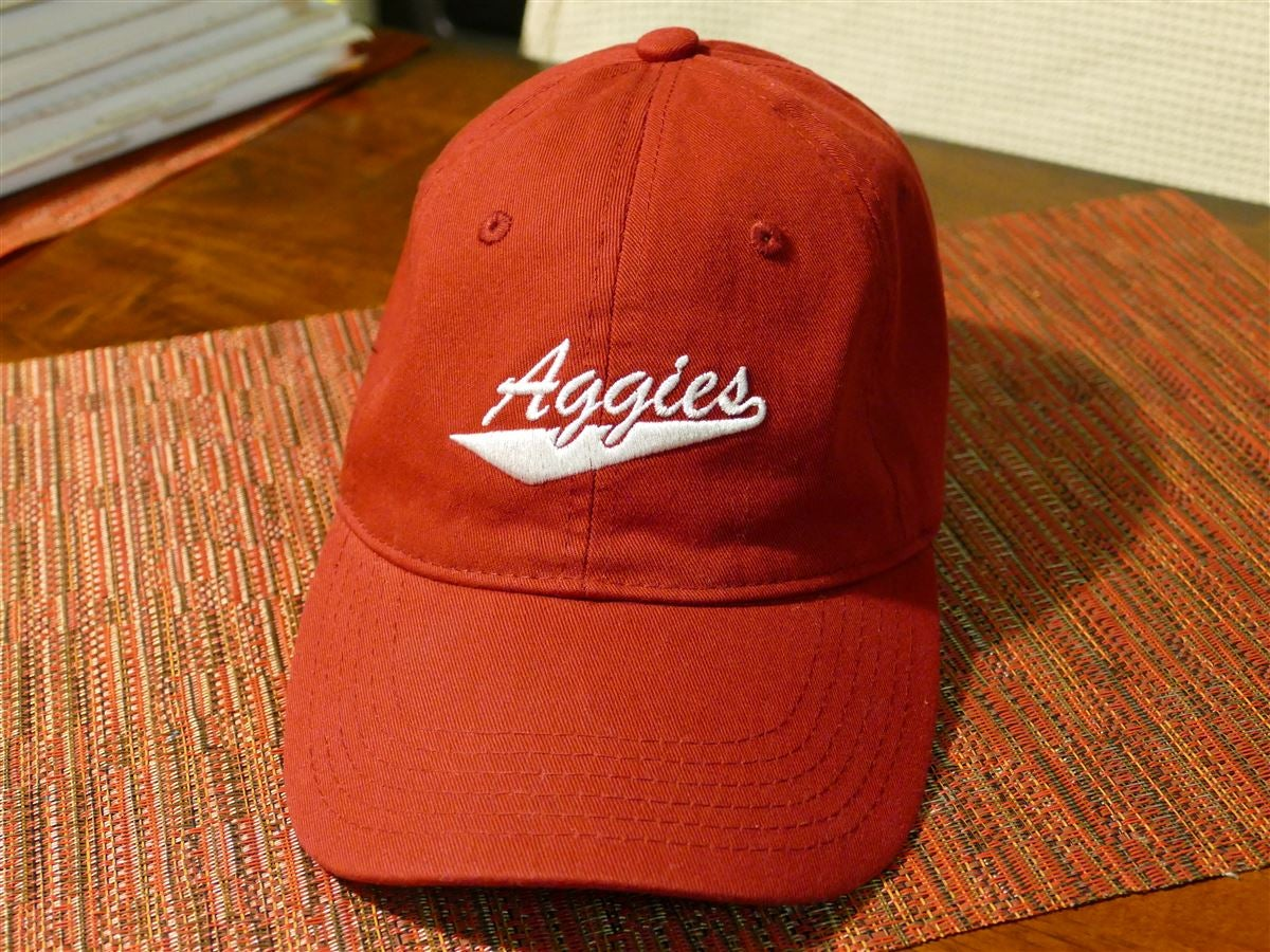 Aggie Basketball Hat Giveaways