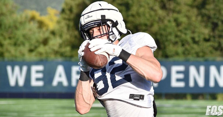 Penn State tight end Zack Kuntz enters NCAA Transfer Portal - 247Sports