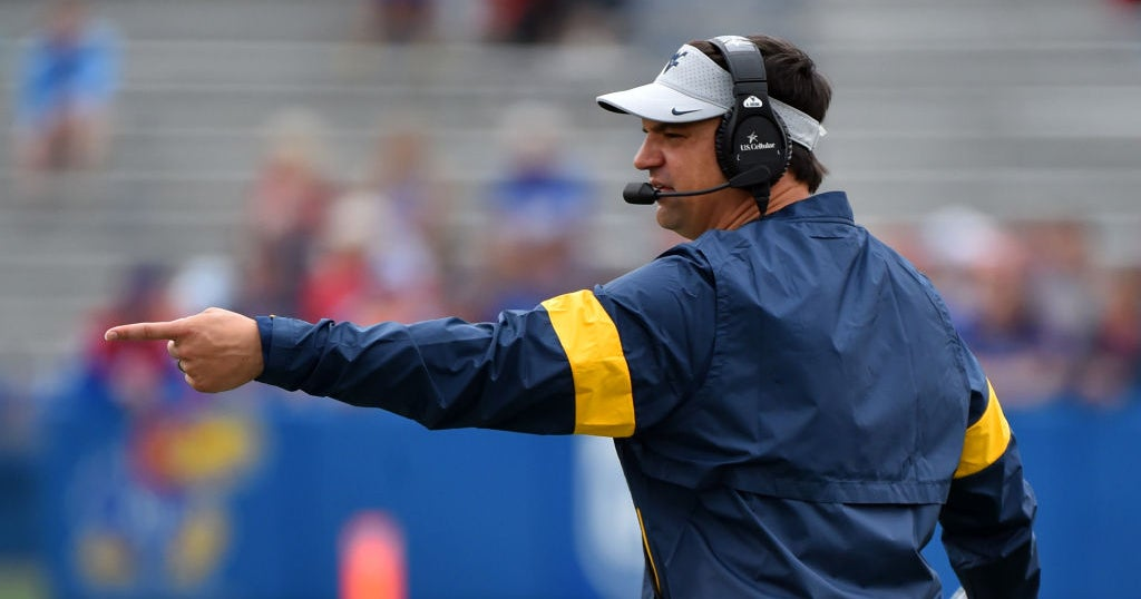 Neal Brown supports a season, puts 'decision makers' on the spot