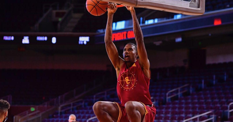 PHOTOS: USC basketball preps for the 2020-21 season