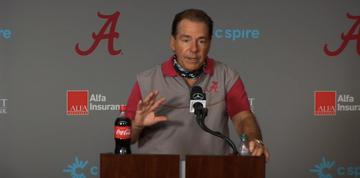 Everything Nick Saban said after Alabama's second spring scrimmage