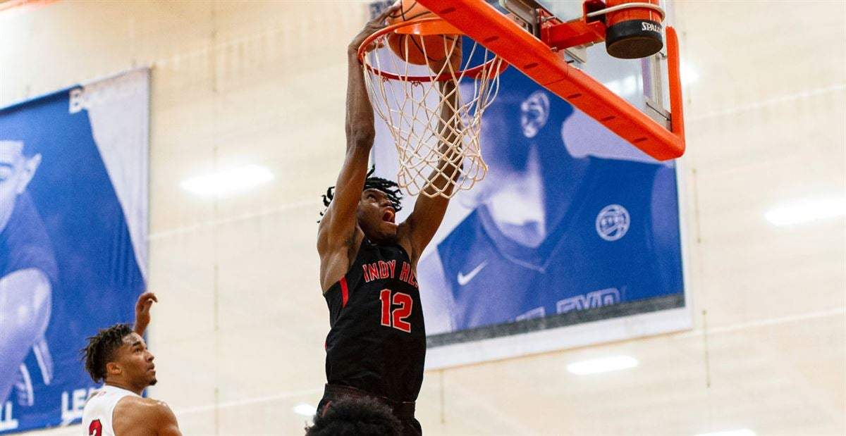 Summer Scouting Video: Five-star Forward Keion Brooks Jr.